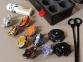 Набор 8в1 Beyblade BOX SB + Кейс с пусковыми устройствами 1