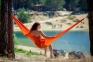 Гамак Levitate AIR оранжевый (парашютный нейлон) 3