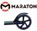 Самокат Maraton Fox Pro Черный + LED-фонарик 2