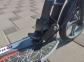 Самокат Maraton Dynamic Disc (2021) + LED-фонарик Черный 4