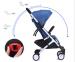 Детская коляска YOYA Plus Голубая 7