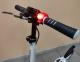 Самокат Maraton Decider (2020) + LED-фонарик Белый 13