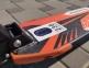 Самокат Maraton Dynamic Disc (2021) + LED-фонарик Оранжевый  1