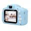 Детский фотоаппарат Camera X2 Синий 5