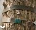 Гамак с технологической подвеской Levitate ULTRALIGHT Бирюзовый (со стропами и карабином) 1