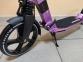 Самокат Maraton Strider Фиолетовый + LED-фонарик 3