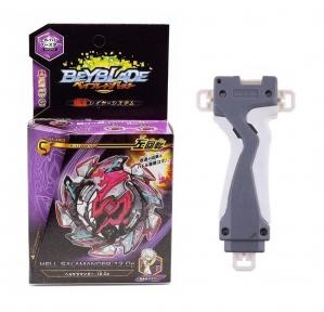 Волчок BEYBLADE Hell Salamander B-113 (Бейблєйд Адская Саламандра) + ручка с пусковым устройством
