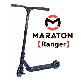 Трюковый самокат Maraton Ranger Хамелеон (NEOchrome) 2021
