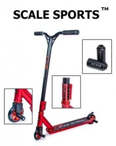 Самокат для Трюков Scale Sports Storm Красный (USA)