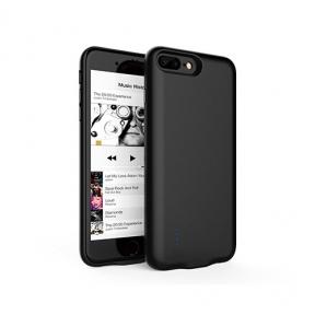 Чехол-аккумулятор для iPhone 7+/8+ Power Bank Joyroom 3800 mAh Black