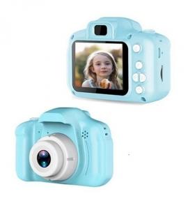 Детский фотоаппарат Camera X2 Синий