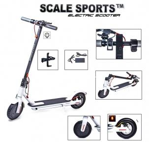 Электросамокат Scale Sports (ss-11) Titan Белый USA
