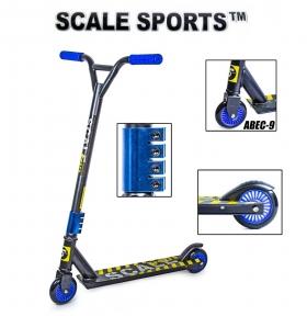 Трюковый самокат Scale Sports Tornado (USA) Синий