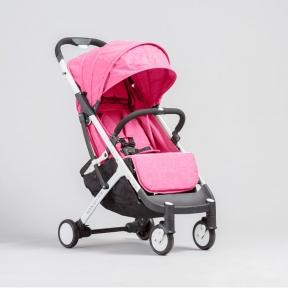 Детская коляска YOYA Plus Розовая