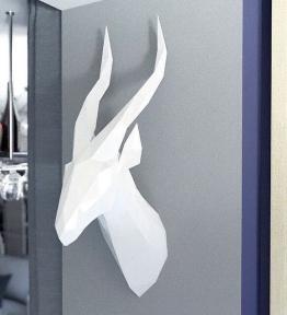 Бумажная модель 3Decor Papercraft Косуля (39)