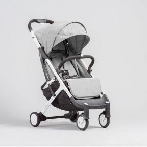 Детская коляска YOYA Plus Серая