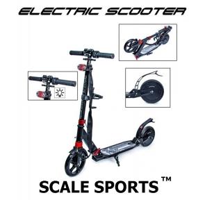 ElektroСамокат Scale Sports SS-02 Черный (USA)