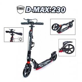 Самокат Scale Sports D-Max-230 Черный (USA)