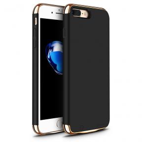 Чехол-аккумулятор для iPhone 7 Power Bank Joyroom  2500 mAh Black