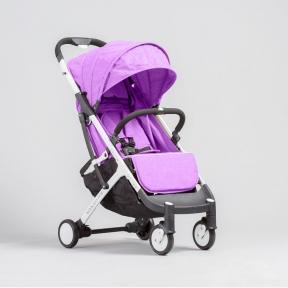 Детская коляска YOYA Plus Фиолетовая
