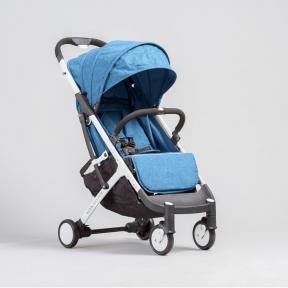 Детская коляска YOYA Plus Синяя