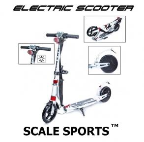 ElektroСамокат Scale Sports SS-02 Белый (USA)