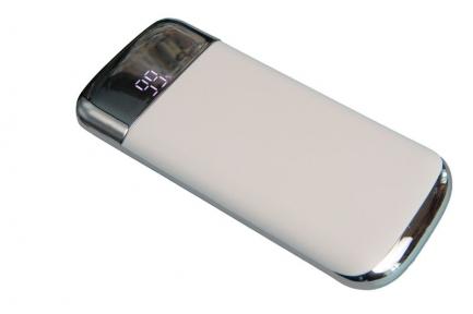 Внешний аккумулятор Power Bank Joyroom 10000 mAh White (JR-D121)