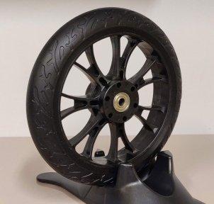 Колесо для самоката с протектором 200 мм