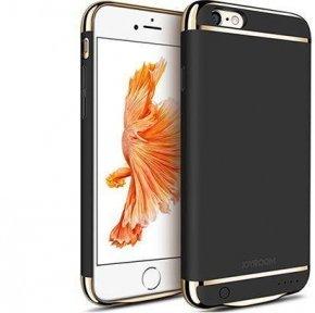 Чехол-аккумулятор для iPhone 6+ Power Bank Joyroom 3500 mAh Black