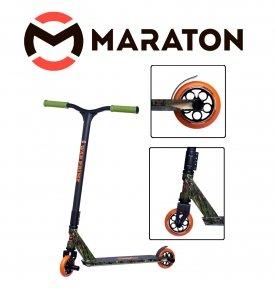 Самокат для трюков Maraton WarPrime Камуфляж