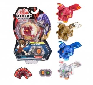 Bakugan Battle planet Dragonoid - Бакуган Драгоноид Пайрус