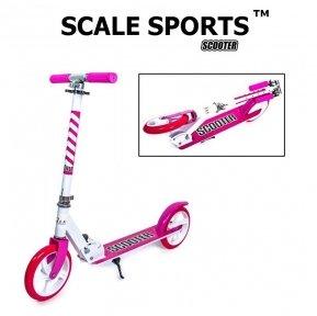 Самокат Scale Sports Scooter  City 460 (USA) Розовый