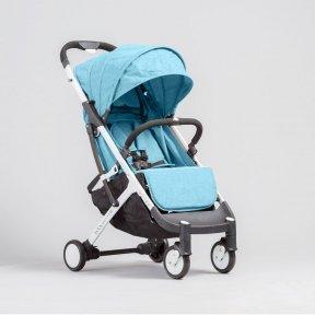 Детская коляска YOYA Plus Голубая