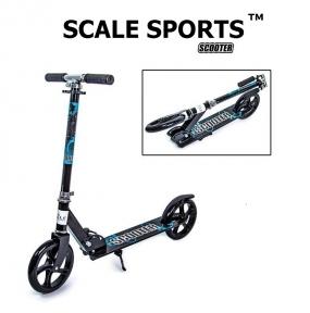 Самокат Scale Sports Scooter City 460 (USA) Черный