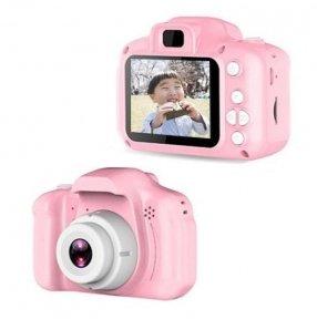 Детский фотоаппарат Camera X2 Розовый