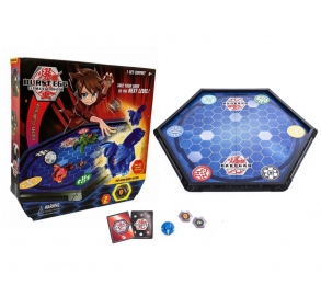 Набор 2в1 Бакуган + Арена Bakugan Battle planet Arena