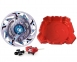 Набор 2в1 Beyblade Maximum Garuda 7Lift Sword  В-125 04 (Бейблейд Гаруда) + Арена 35х35см