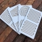 Межполушарные доски ламинированные, набор 4в1 Goods4u (WB) Трапеция, Круг, Квадрат, Полосы