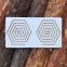 Межполушарная доска ламинированная Goods4u (WB) Многоугольник