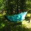 Гамак Levitate CHILL cosmic blue + стропы (нагрузка до 180 кг) бирюзовый