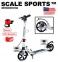 Самокат Scale Sports Elite Plus (ss-04) Белый